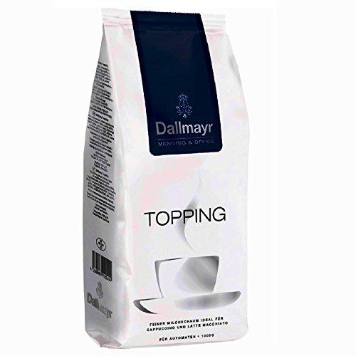 Dallmayr Topping 10 x 1kg Milchpulver Vending