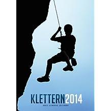 The 2014 Rock Climbing Calendar