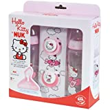 Nuk - 710.305 - Box Set - 2 botellas de 2 chupetes - Hello Kitty
