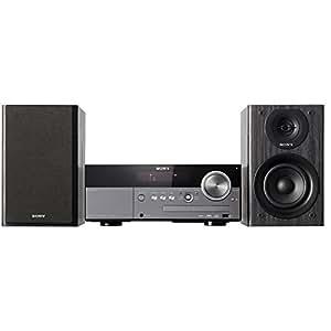 Sony CMTMX550i Kompaktanlage (60W RMS, DAB+ Digitalradio, iPod/iPhone Docking)
