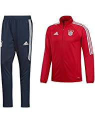 adidas Performance Herren Trainingsanzug Fc Bayern München