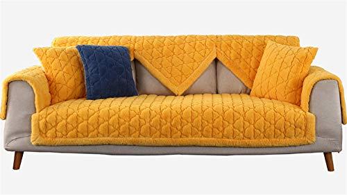 Liveinu Fleece Plüsch Warm Matte mit Anti-Rutsch Hochflor Sofaüberwurf Sesselschutz Spielmatte...