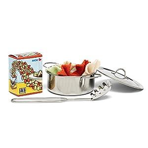Micki 46103800 - Juego de Pasta de Juguete con Pajita