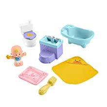 Fisher-Price GKP66 Little People Wash & Go