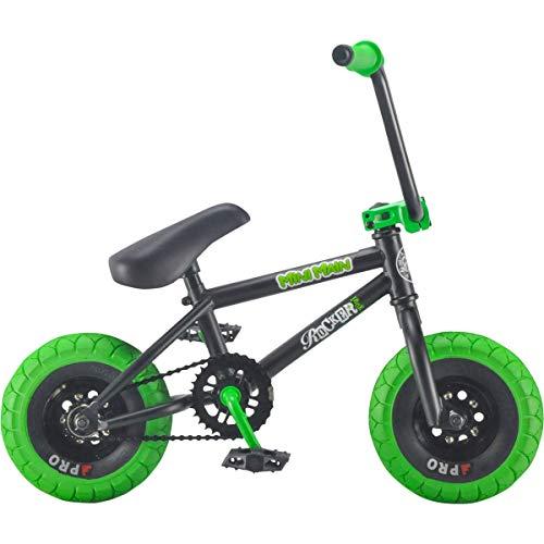 Rocker Irok+ MiniMain Verde Mini BMX Bike