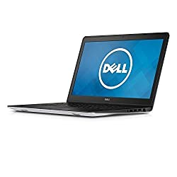 Dell Inspiron 15 5000 Series 15.6 inch HD 720P Touchscreen Laptop / i5-4210U / 8GB memory / 1TB HDD / No optical drive / Backlit keyboard / WiFi / Webcam / Bluetooth 4.0 / Windows 8.1 / Silver