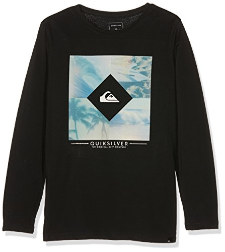 quiksilver-ls-classic-tee-youth-diamond-day-t-shirt-garcon-noir-fr-10-ans-taille-fabricant-s-10