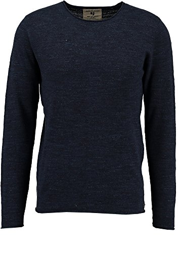 Garcia - Pull - Manches Longues - Homme dark moon (292)
