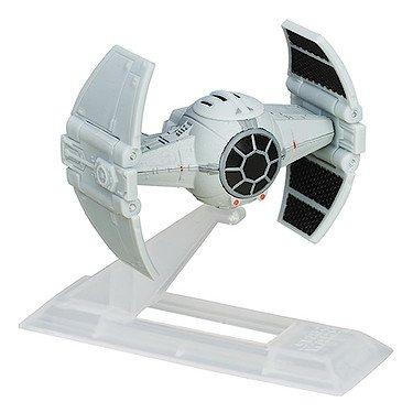 Star Wars – The Black Series Titanium – Chasseur TIE Prototype de l'Inquisiteur – Véhicule Miniature 6 cm
