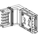 Schneider KSA400DLC40 KSA Winkelelement, 400A,hochkant, Standardlänge