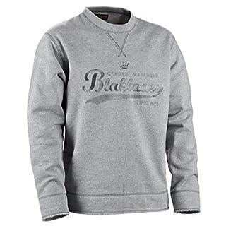 Blakläder Sweatshirt limited Grau, 903810609000, Gr. S