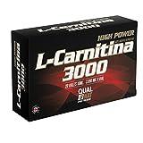 L-Carnitina 3000 liquida sportivo puro | vitamina c | Potente Integratore Brucia Grassi natural | aiuta a perdere peso -20 fiale (al gusto di limone)
