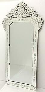 Specchio veneziano da parete casa e cucina for Amazon specchi da parete