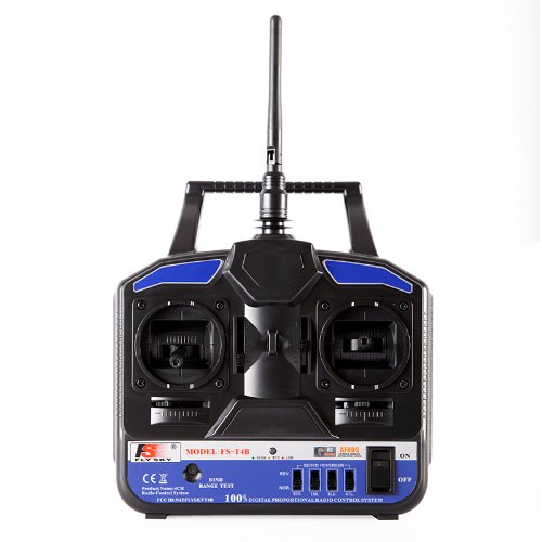 GoolRC 2.4G 4CH Radio Model RC T...