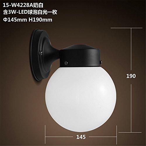 Lampes Boule Blanche