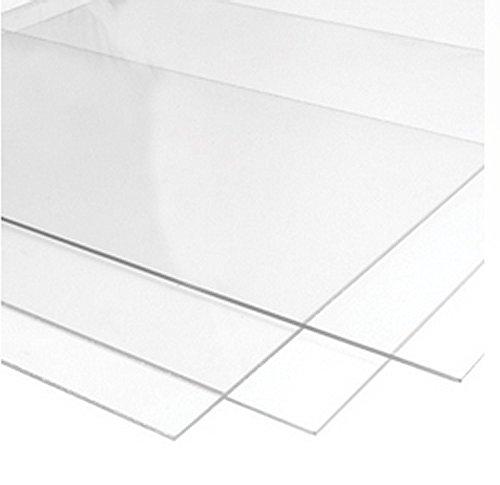 4mm Klar Acryl Plexiglas Kunststoff Sicherheit Tabelle für Windows, viele Größen in & versandkostenfrei -