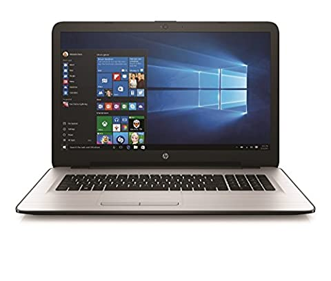 Pc Portable 17 - HP 17-x116nf PC Portable 17'' Argent (Intel