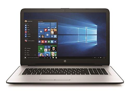 HP Z9F24EA#ABF Ultrabook 17,3'' Argent blanc (Intel Core i7, 8 Go de RAM, 1 To, AMD Radeon R5 M430, Windows 10)