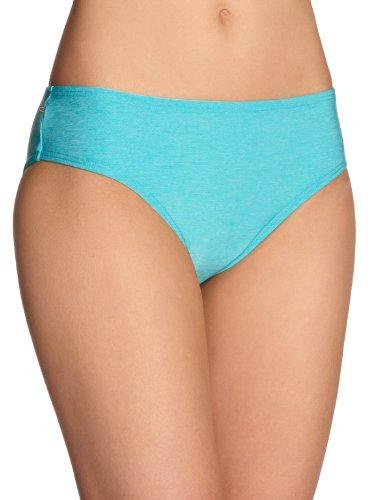 Oakley Women Damen Bikini, Blau (Cyber Blue), 32 (Herstellergröße: XS)