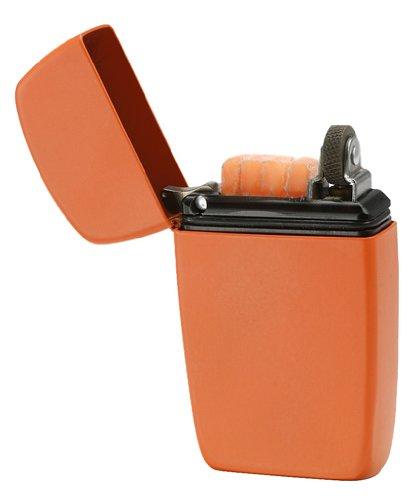 Zippo Notfall Feuerstarter inklusive Vier Zündstäbchen, orange