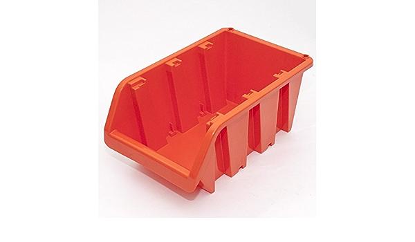 40 cm Gr 4 Lagerkiste Box Stapelbox Lagerbox Werkzeugbox 18 24