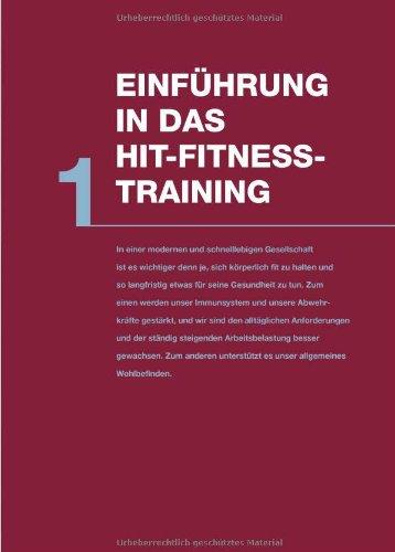 HIT-Fitness: HochIntensitätsTraining – maximaler Muskelaufbau in kürzester Zeit