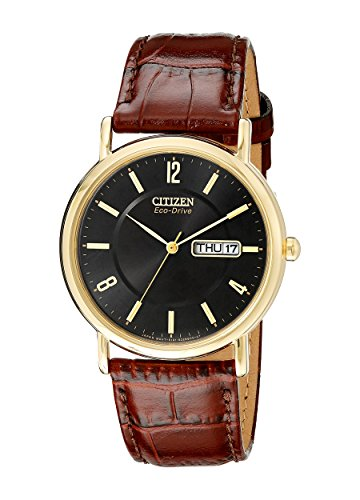 citizen-eco-drive-mens-stainless-steel-case-date-pink-leather-uhr-bm8242-08e