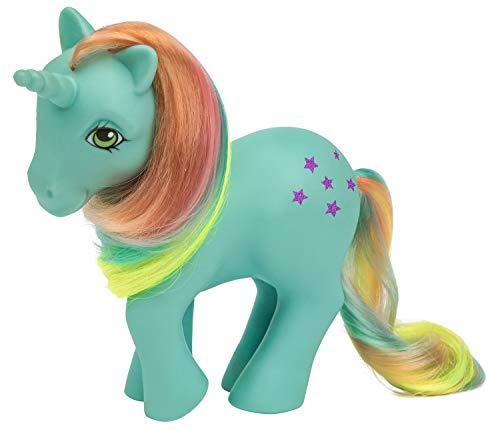 My little Pony 35275 My Classic Rainbow Ponies Starflower Sammlerstück, Mehrfarbig