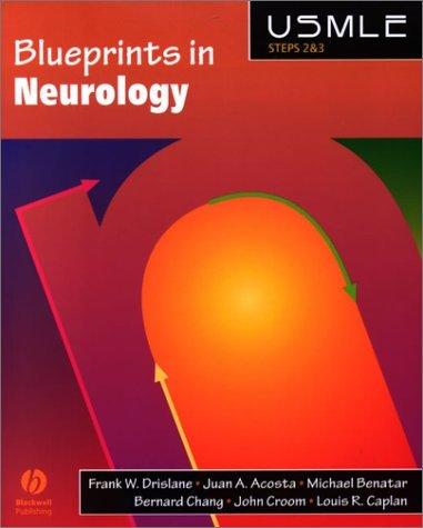 Blueprints in Neurology by Frank Drislane (2002-06-15)