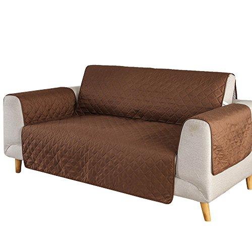 Nibesser copridivano sofa salotto protettore imbottito mobili copertura divano impermeabile antiscivolo protegge da animali domestici
