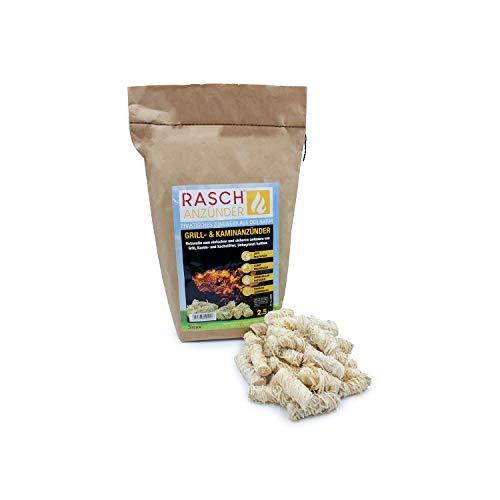 Rasch pour Barbecue et Allume cheminée plaquette 2.5