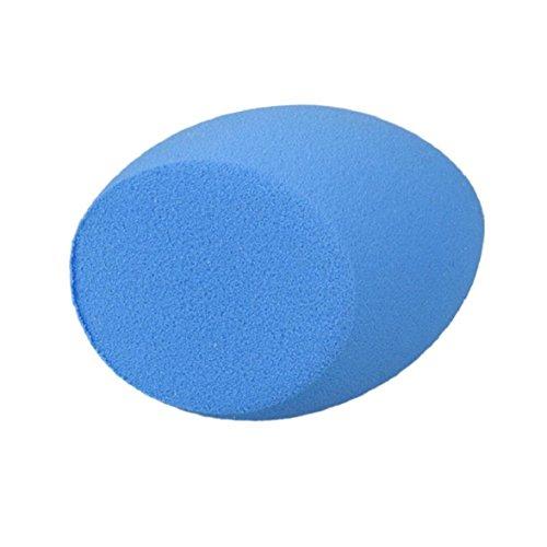 Culater® 1PC Ovoïde Beauté Douce Maquillage éponge (Bleu)