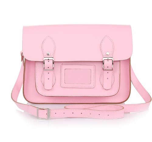Wooster, Cartable pour Femme Pastel Baby Pink