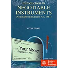 Introduction to Negotiable Instruments