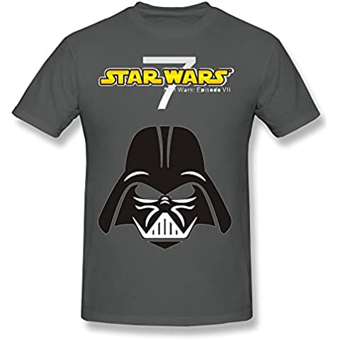 Men's Star Wars: The Force Awakens Darth Vader Logo T-shirtYILIAX11067XXXX-L