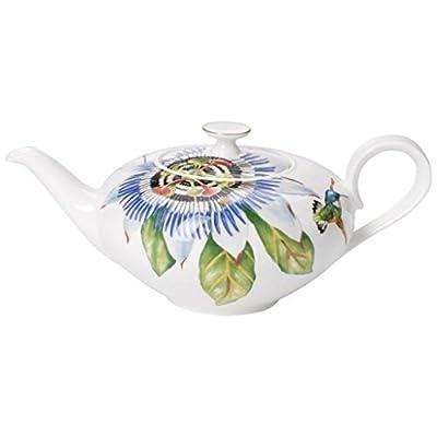 Villeroy & Boch 10-4381-0460 Théière Porcelaine Vert 20,2 x 20,3 x 11,2 cm Convient pour 6Personnes