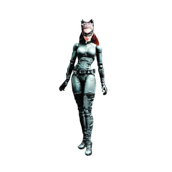 Batman Play Arts - Figura de acción de Catwoman del Caballero Oscuro 1
