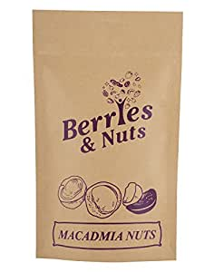 Berries and Nuts Premium Macadamia Nuts, 100g