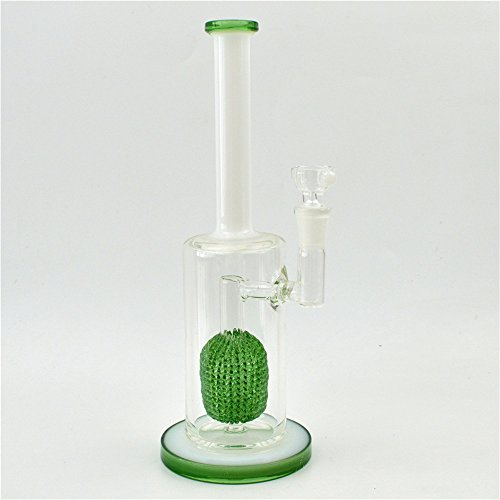 Glas Bong Schüssel Inside Dome Percolator Bongs Rauchen Wasserpfeife 14mm Schüssel Wasserpfeife 11,8