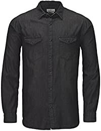 Jack & Jones Jorone Shirt Ls Noos, Chemise Casual Homme