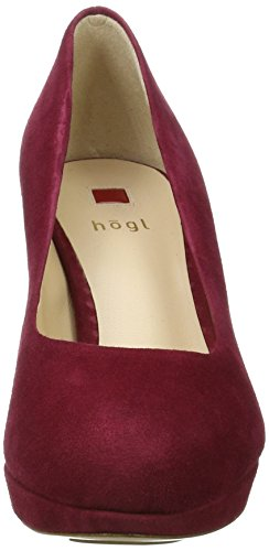 Högl 4-10 8002 8300, Scarpe con Tacco Donna Rosso (Raspberry)