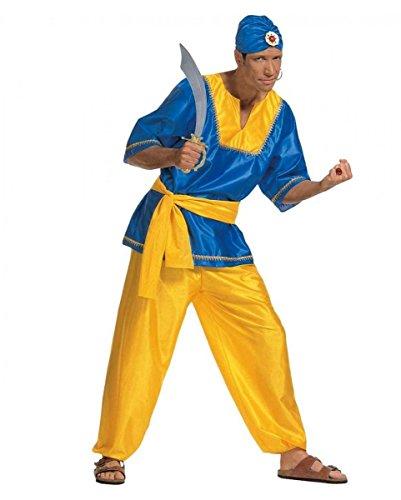 Horror-Shop Arabischer Prinz Kostüm für Fasching & Karneval -