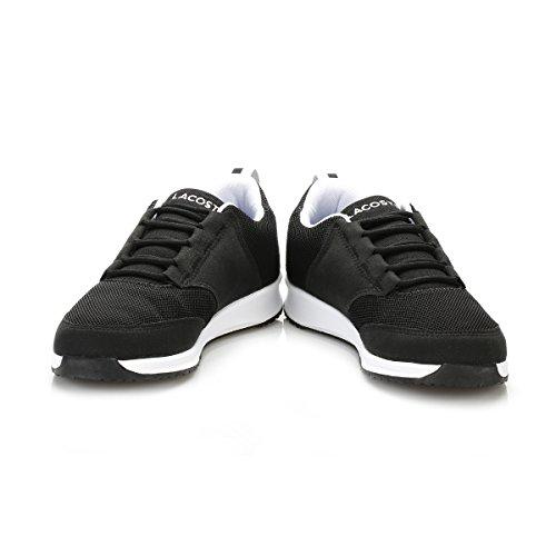 Lacoste L.ight 117 1 SPJ Black Grey Schwarz/Grau