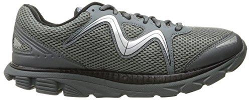MBT , Herren Sneaker Schwarz grau 40 Grau