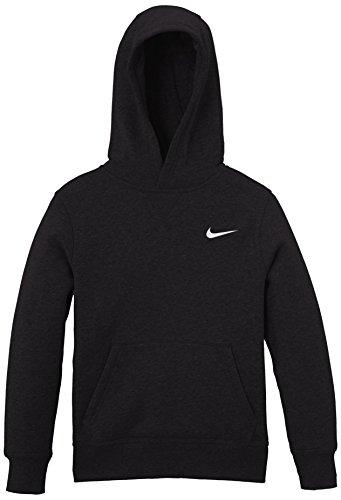 Nike Ya76 Nike Bf Oth Hoodie Yth, Nero / Bianco / (Black/White), M