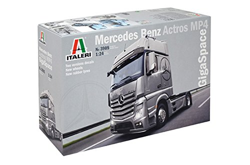 Italeri 3905 1:24 Mercedes Benz Actros MP4 Gigaspace