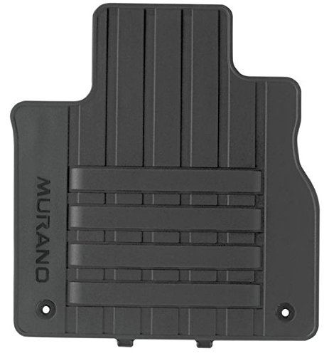 Preisvergleich Produktbild Gummi Fußmatten Nissan Murano Z51