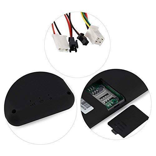 41zB%2B%2BRx2xL - Localizador GPS/GSM/GPRS de seguimiento para vehículos, alarma de seguimiento antirrobo de marcación SMS, plataforma gratuita de seguimiento en línea