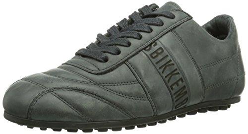 Bikkembergs Unisex-Erwachsene 641021 Low-Top, Grau (anthrazit), 38 EU