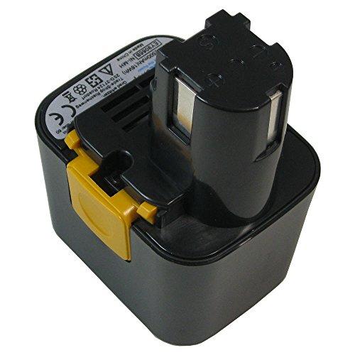 Trade-Shop Premium Ni-MH Akku, 7,2V / 2500mAh / 18Wh ersetzt Panasonic EZ6660 EZ6662 EY9065 EY9066 EY9066B EY9166 EY9168 EY9168B EZ-6660 EZ-6662 EY-9065 EY-9066 EY-9066B EY-9166 EY-9168 EY-9168B